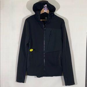 Champion hoodie black size Small